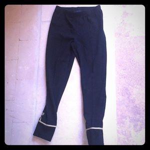 Ralph Lauren girls embellished leggings
